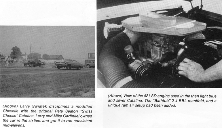 pontiac engine performance books